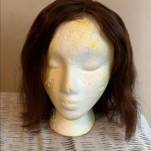 Accessories - Side Part 13*4 Lace Front Human Hair Bob Wigs #4